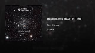 Baudelaire's Travel in Time