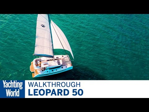 Leopard 50 | First Look | Yachting World