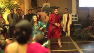 "Amazing indian wedding party! Music : ""Bollywood"" (saxo club mix)"