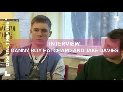 Danny Boy Hatchard and Jake Davies   Beautiful Thing  Digital Theatre