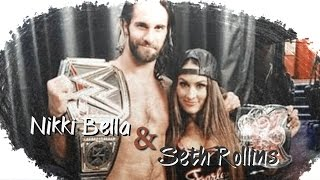 No Enemy ✘ Nikki Bella + Seth Rollins