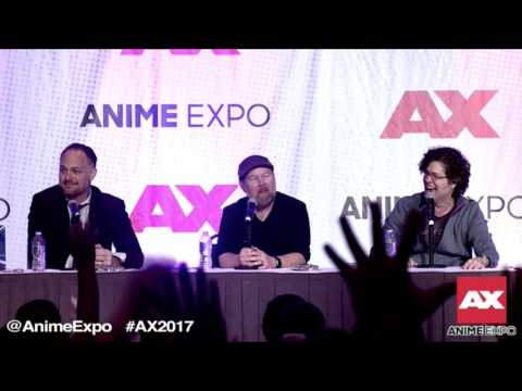 Dragon Ball Super Panel at Anime Expo 2017 Part 1