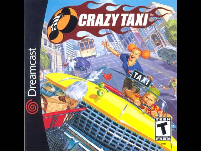 Crazy Taxi Full Soundtrack