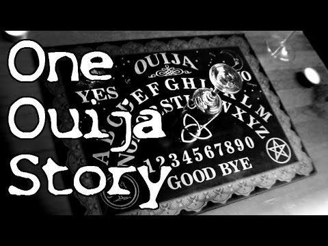 One Scary True Ouija Board Story