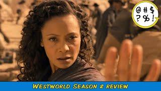 Grawlix Podcast #75: Westworld Season 2 | Review Podcast