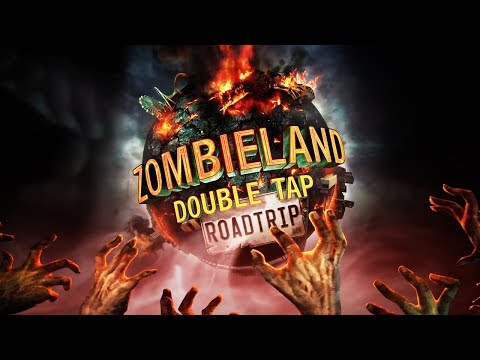 """Zombieland: Double Tap - Official """"Road Trip"""" Gameplay Trailer"""
