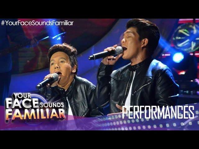 "Your Face Sounds Familiar: Kakai Bautista as Jovit Baldivino - ""Too Much Love Will Kill You"""