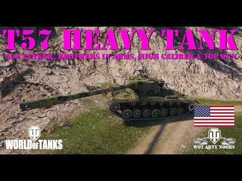 t57-heavy-tank---ace-tanker,-bia,-high-caliber-&-top-gun