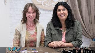 Artbeads Cafe - Meet the Team: Wire Braiding Techniques with Cynthia Kimura and Jennie