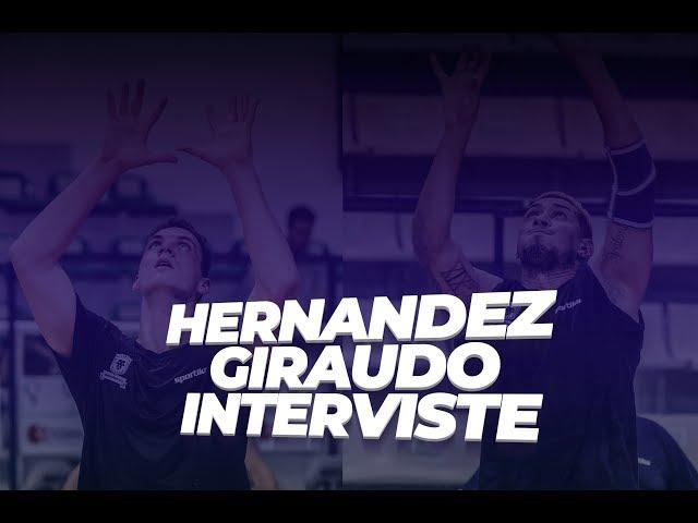 Conosciamo meglio Hernandez e Giraudo - Media Day