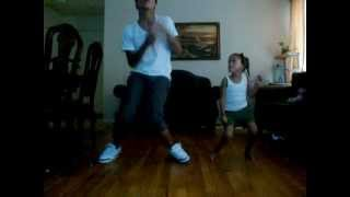 lil sis & I dancing too toi-understand (VIVO)