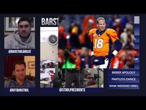 Barstool Rundown January 12th