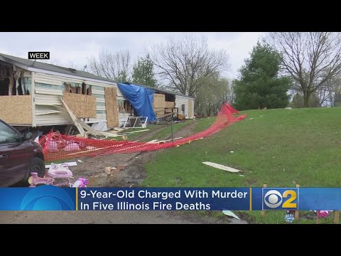 Mychal Maguire - 9-Year-Old Charged With Murder After Setting A Fire That Killed 5 People