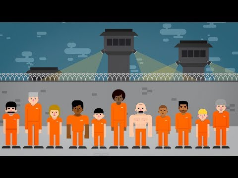 Mass Incarceration: Why Does The U.S. Jail So Many People?