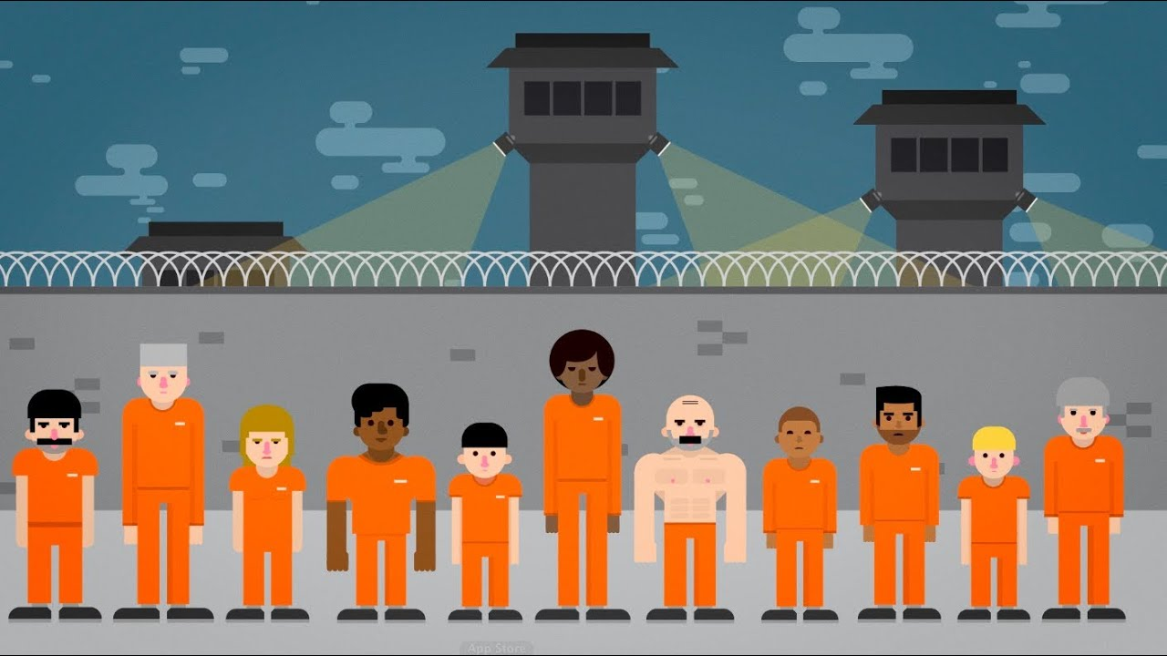 Mass Incarceration In The Us Youtube Theus Pie Face Game