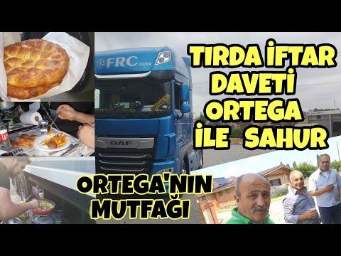 TIRDA İFTAR DAVETİ / SAHUR / ORTEGA'NIN MUTFAĞI GEBZEDE GÖNÜL DOSTLARIYLA