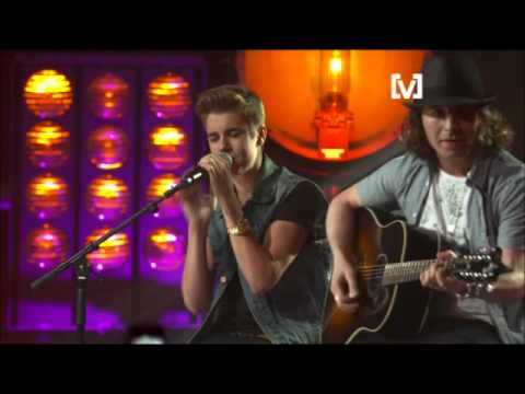 Catching Feelings Acoustic - Live And Intimate Justin Bieber
