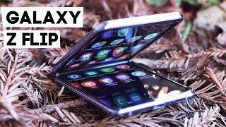 Возвращение эры раскладушек! Samsung Galaxy Z Flip