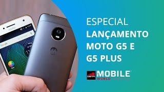 Novos Moto G5 e Moto G5 Plus + Moto Snaps da Lenovo [MWC 2017]