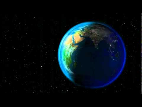 Rotacin de la Tierra  YouTube