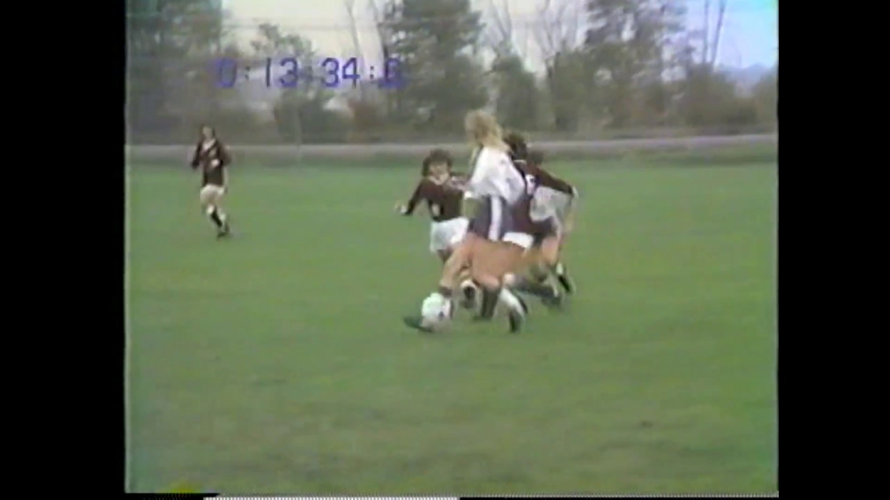 NCCS - Ticonderoga Girls  9-29-86