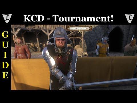 Kingdom Come - Tournament! || DLC - Guide  || How tournaments work