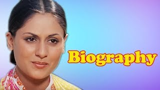 Jaya Bachchan - Biography