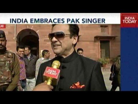 Adnan Sami Gets Indian Citizenship