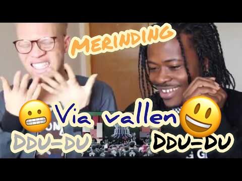 Via Vallen - Ddu Du Ddu Du ( Black Pink Koplo Version) | Reaction