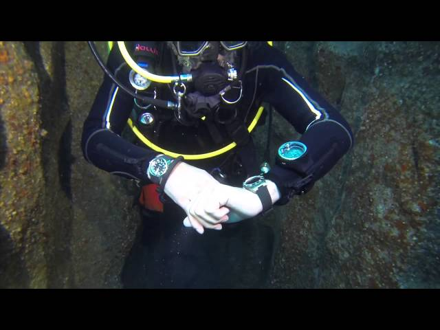 Trailer zum Taucheruhrentest: IWC Aquatimer vs Tudor Pelagos