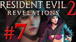 RESIDENT EVIL REVELATIONS 2 # 07 ★ Die Waffen einer Frau! [HD / 60fps]