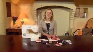 How to Make Thermally Lined Curtains - Part 1 of 5 - National Trust