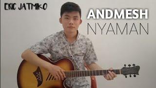 Download Tutorial Gitar Lagu Nyaman by Andmesh (Kunci + Genjrengan)