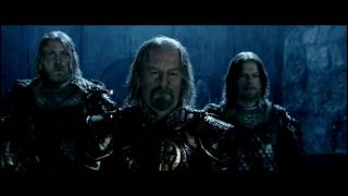 Lord of the Rings (Sabaton: The Last Stand)