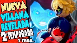 Miraculous Ladybug | NUEVA VILLANA AKUMATIZADA REVELADA | CHAT NOIR SORPRENDE A LADYBUG