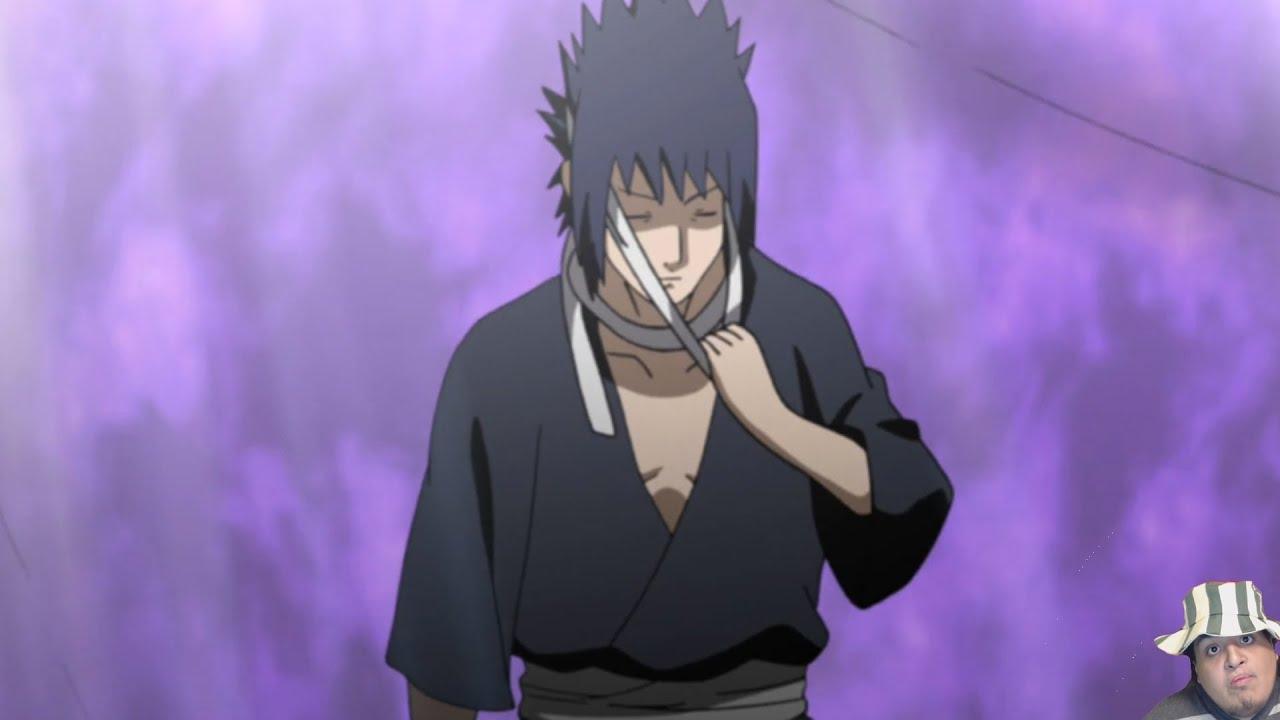 Naruto Shippuden Episode 326 Review -- Sasuke EMS Eyes ...
