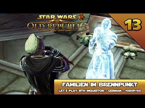 Ok, das ist die Anstalt! - Let's Play Sith Inquisitor [SWTOR//1080p/60]