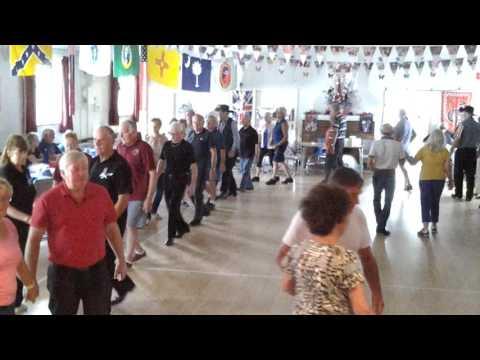 Older and Greyer Western Partner Dance