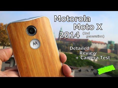 Moto X 2014 (2nd gen.) - Detailed review + Camera test [EN]