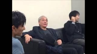 2015/11/1横浜アリーナ 公開録音 GUEST友川カズキ Kazuki Tomokawaホー...