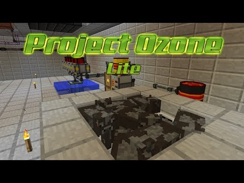 Project Ozone Lite - REFINING POWER [E14] (HermitCraft Server Modded Minecraft Sky Block)