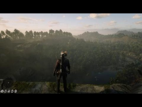 """Red Dead Redemption 2 Part 317 Professor Dragic And His """"Son"""". My First Perfect Cougar Skin"""