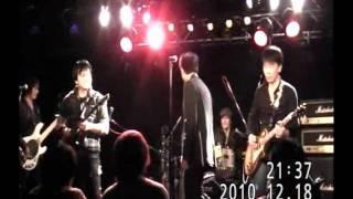 2010/12/18に行われた 松江AZTiC canovaでの Retrock Night Vol.8 から2...