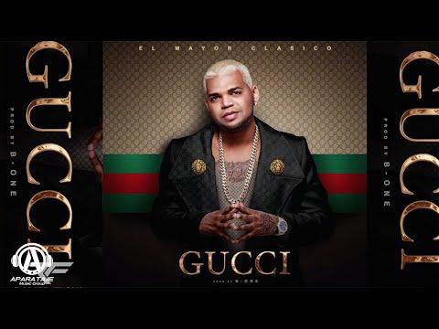 El Mayor  - Gucci [Official Audio]