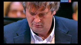 Л Бетховен Концерт 3 для ф но с оркестром Борис Березовский и Нац филарм оркестр России 2016