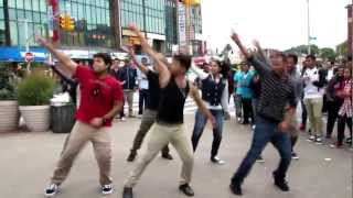 Gangnam Style Flash Mob - Lungi Style (Official Video)
