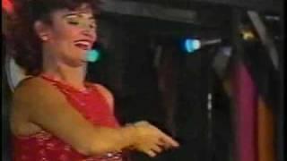 "Belly Dancing:Nagwa Fouad.Dances to"" Baladi Thriller"" Music Dr Samy Farag"