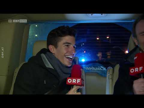 Interview Max Verstappen & Marc Marquez - Kitzbühel 2018 (German)