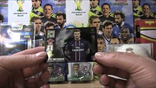 CHAMPIONS LEAGUE 12/13 - WERSJA UPDATE  UNBOXING...