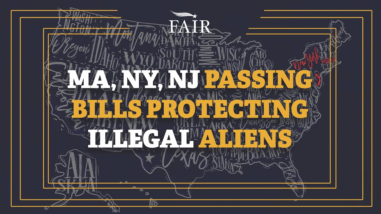 See What These 3 States are Doing to put Illegal Aliens Before Citizens